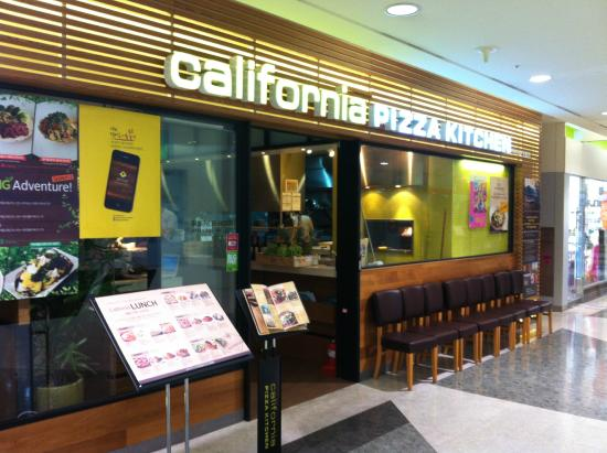 at the California Kitchen restaurant - Picture of Baskin-Robbins ...