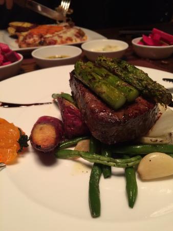 Buenos Aires Wine & Steak