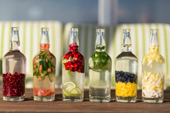 Spicewood, TX: Exotic Infusions by Crystal Creek Moonshine