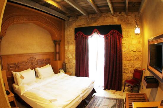 Assaha Hotel: standard room