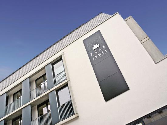 Design hotel kronjuwel bewertungen fotos for Designhotels in deutschland