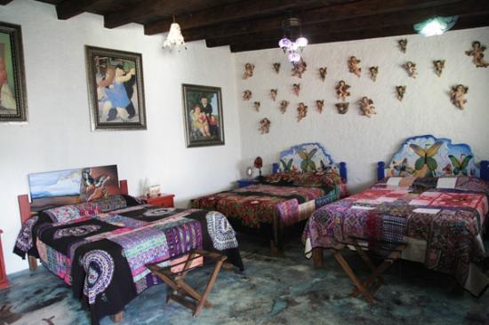 Hacienda Tepetlcalli Hotel Museo & Spa 1870: Room at Tepetcalli Hotel Museo & Spa