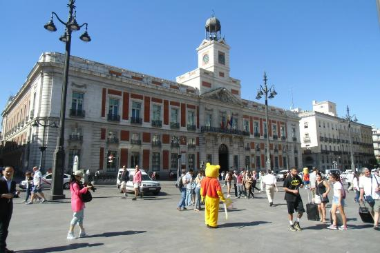 Picture of puerta del sol madrid tripadvisor for Puerta del sol web