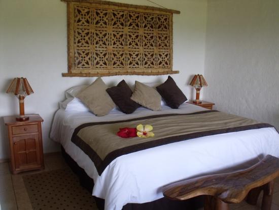 Cabañas Pikera Uri: the bedroom