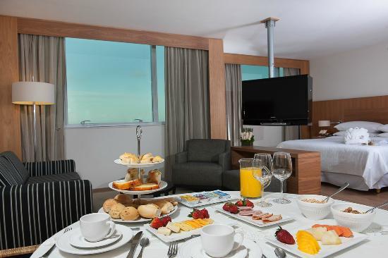 Suite Club (café da manhã)