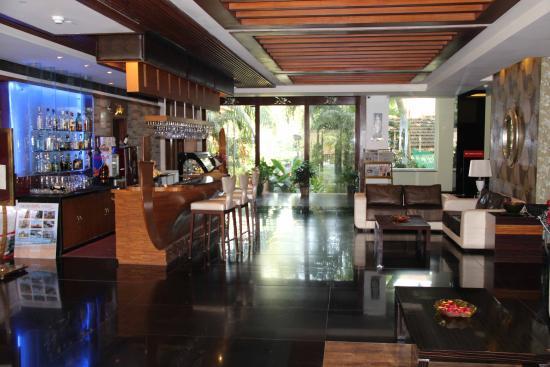 Godwin Hotel: Lobby