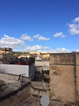 Dar Houdou Guest House: Vistas desde el terrado
