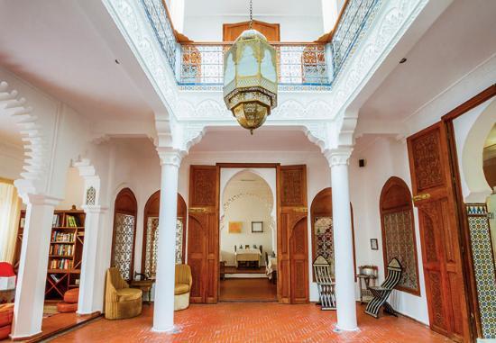 Blanco Riad Hotel & Restaurant