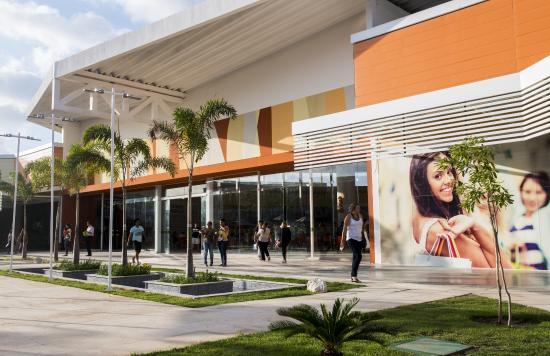Каукайя: Praça de Alimentação climatizada