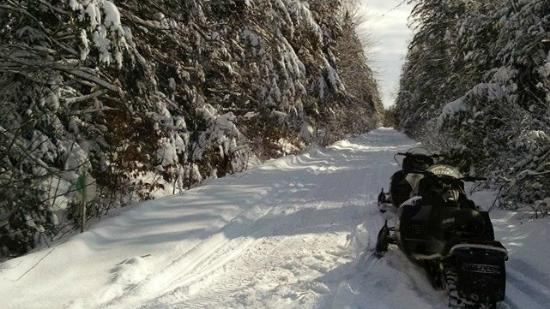 NEK Adventures ATV & Snowmobile Tours: Railtrail