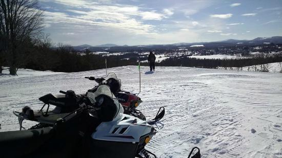 NEK Adventures ATV & Snowmobile Tours: Views of Danville