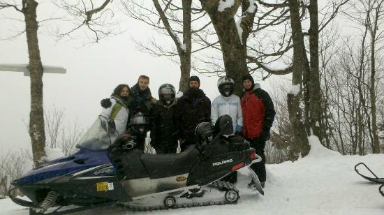 NEK Adventures ATV & Snowmobile Tours: Lookout in Walden