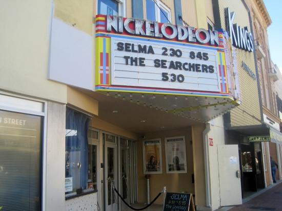 Nickelodeon Theatre