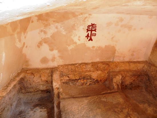 Calvaire de Gordon : Túmulo vazio de Jesus Cristo
