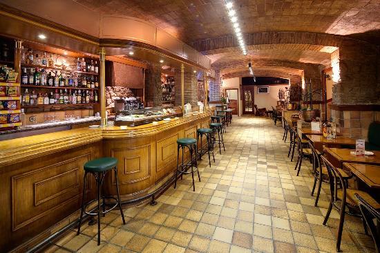 Hotel Rialto: CAFETERÍA-BAR