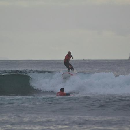 Tenerife Surfing Camp: Sulla cresta dell'onda