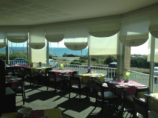 Hôtel Europa : Restaurant