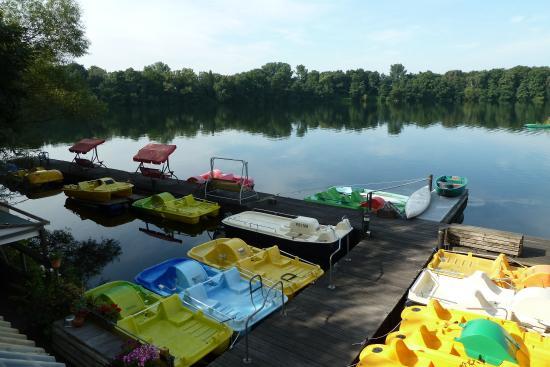 Duisburg, Alemania: Bootsverleih