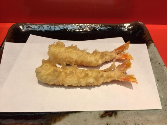 Tenichi Ginza Honten: The best tempura I ever had, but the price is very expensive.