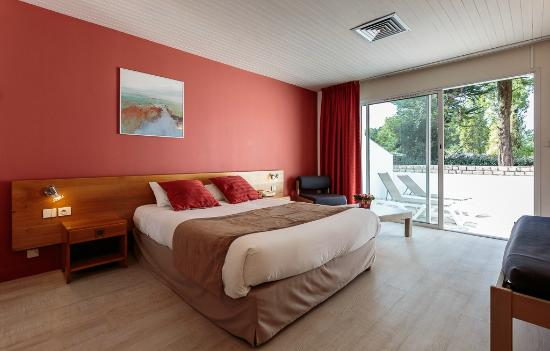 Hotel Les Grenettes : Chambre 'confort'