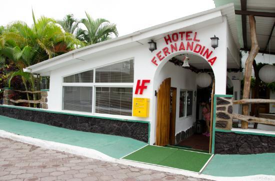 Hotel Fernandina: Fachada HF