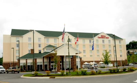 Hilton Garden Inn Morgantown: Exterior view