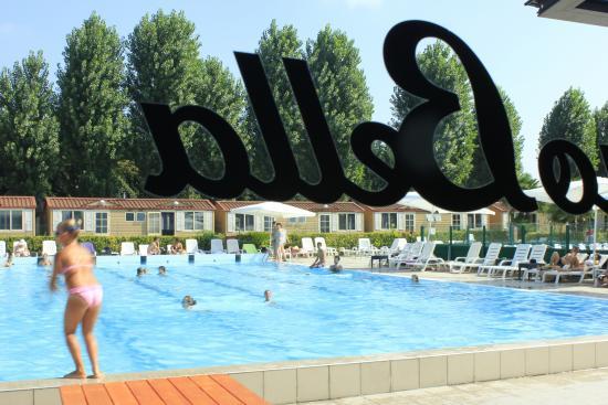 Piscina photo de camping village jolly marghera for Piscina jolly