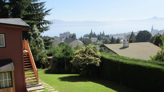 La Barraca Suites: la vista desde la habitación 3