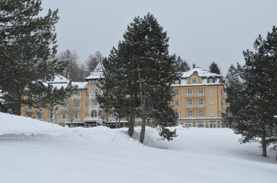 Miramonti Majestic Grand Hotel: L'hotel