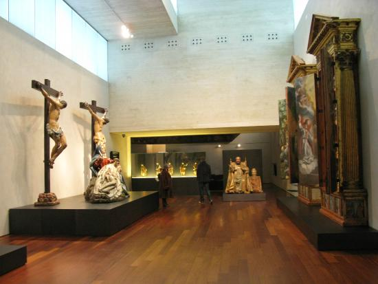 Artesonado cielorraso - Picture of Museo Nacional de Escultura, Valladolid - ...