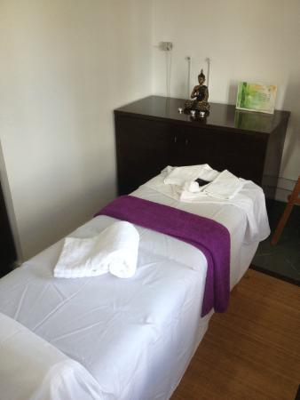 Ponta Grande Resort: Massagens