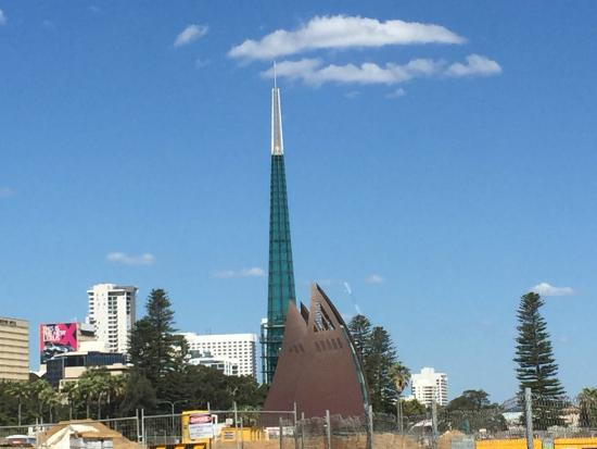 The New Esplanade Hotel: The Bell Tower