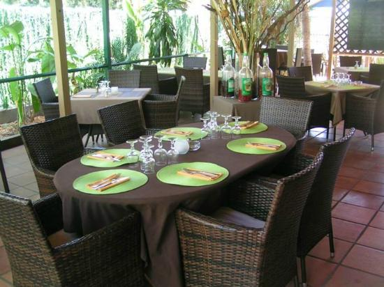 Restaurant le jardin saint paul restaurant bewertungen for Le jardin restaurant saint paul