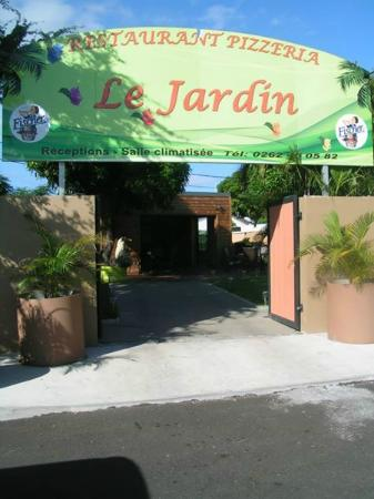 Restaurant le jardin saint paul restaurant avis num ro for Le jardin restaurant saint paul
