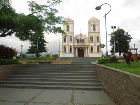 Iglesia de Sarchi