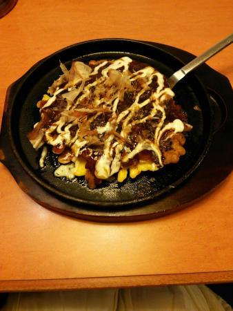 Okonomiyaki Tanpopo