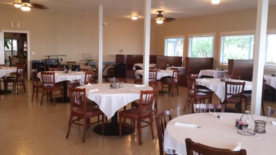 Spanish Cay: Ready for any event!