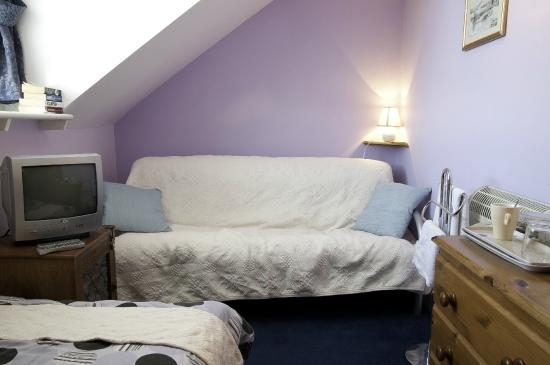 Molyneux Guest House: Single room / Family accommodation