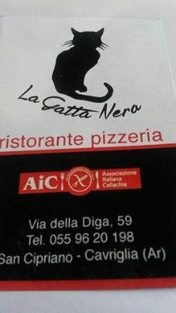Ristorante Pizzeria La Gatta Nera