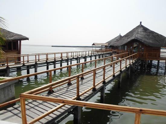 Kaolack, เซเนกัล: pont