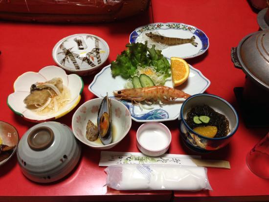 Nakagawa: 夕食