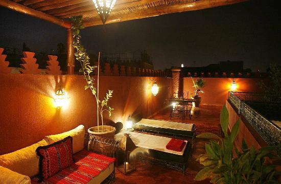 Hotel Riad Sesame Marrakech