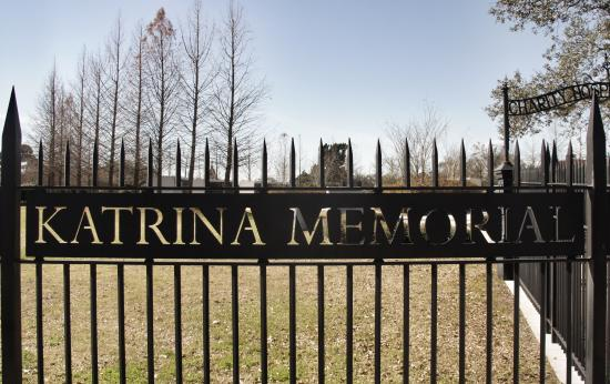 ‪Hurricane Katrina Memorial‬