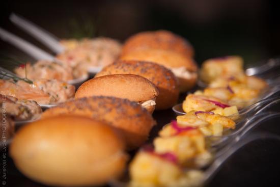 Auberge Au Vieux Pressoir : Apéritifs gourmand