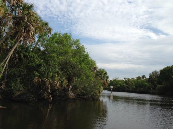 Snook Haven Park: Myakka River