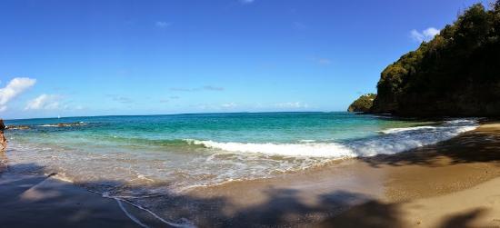 Cap Estate, Σάντα Λουσία: Beautiful Private Beach View