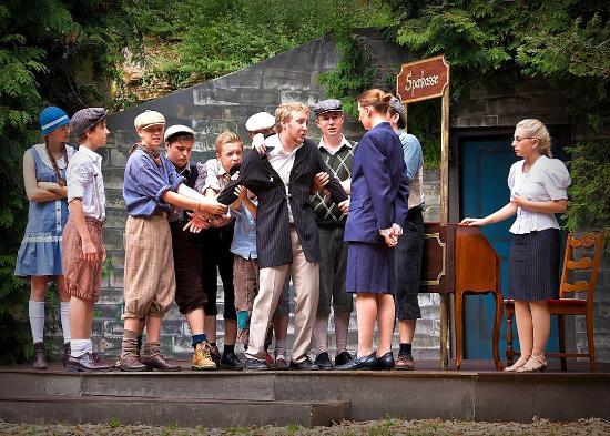 Theater im Steinbruch