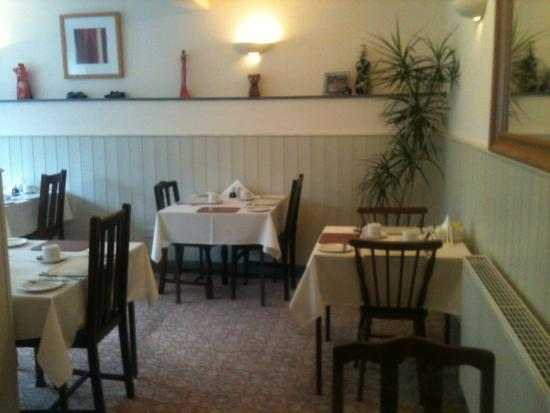 Thornbank Guest House: Dining Room