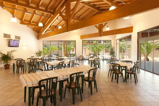 Village Golfo degli Etruschi: ristorante