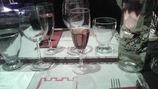 le victoria : notre table